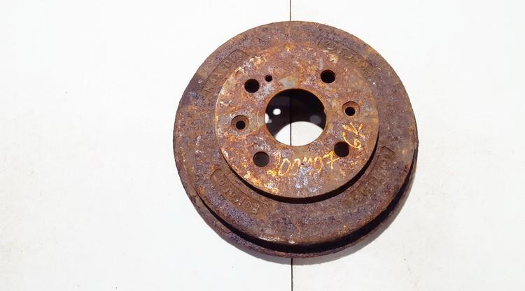 Stabdziu bugnas G.K. Mazda 2 2007    0.0 used