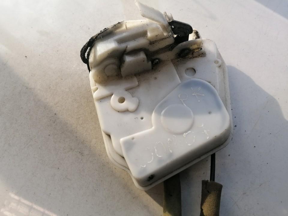 Mazda  2 Door Lock Mechanism - front left side