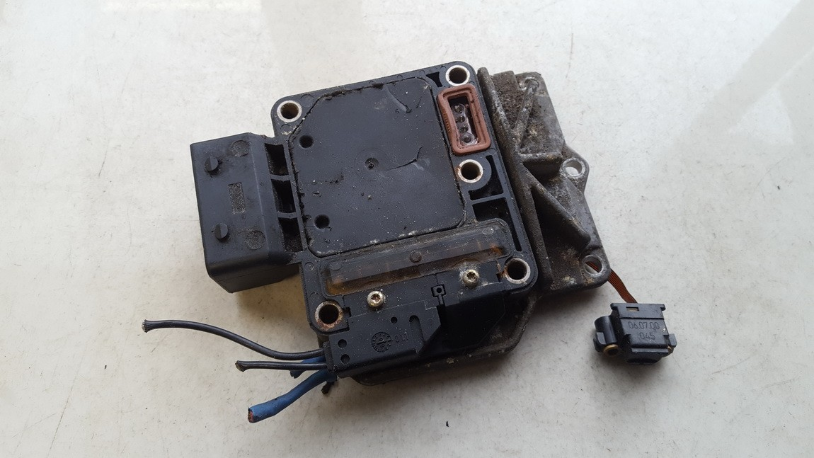 Electronic Diesel Control (EDC) Ford Focus 2000    1.8 0281001827