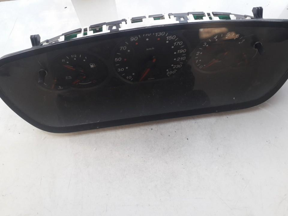 Щиток приборов - Автомобильный спидометр 96954562680 55400013010 Citroen C5 2007 2.0