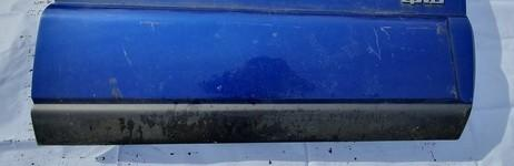 Kia  Sportage Molding door - front right side