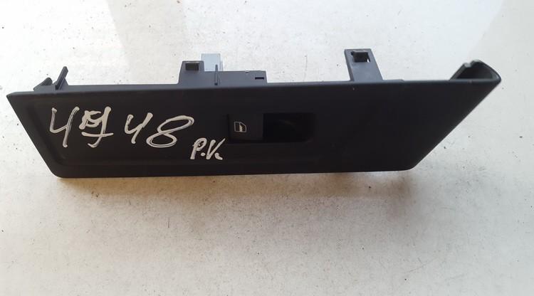 Stiklo valdymo mygtukas (lango pakeliko mygtukai) 3AC857857 USED Volkswagen PASSAT 2007 2.0