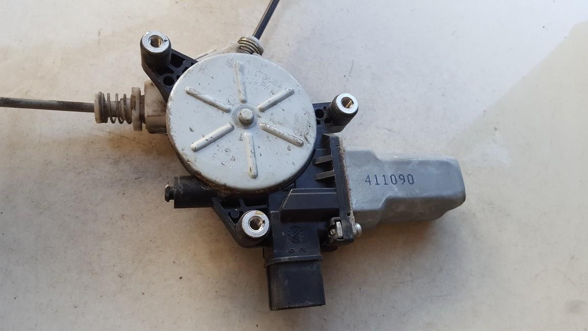 HYUNDAI SANTA FE II (CM) Priekinių kairių durų stiklo pakelėjo varikliukas 411090 5203069