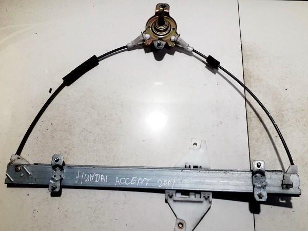 Duru lango pakelejas P.K. used used Hyundai ACCENT 1997 1.5