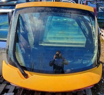 Galinis dangtis G (kapotas) geltonas used Renault LAGUNA 2004 1.8