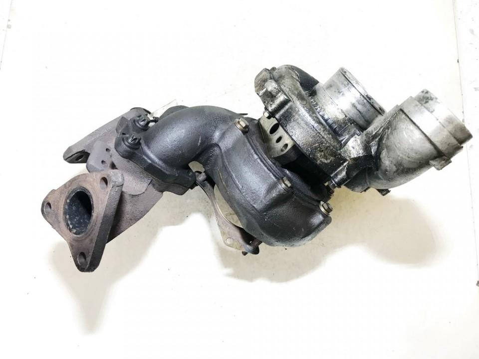 Chrysler  300C Turbo Turbocharger