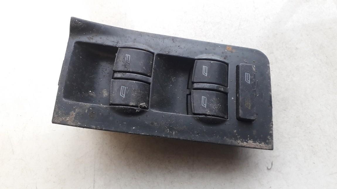 Stiklo valdymo mygtukas (lango pakeliko mygtukai) 4b0959851 used Audi A6 2006 2.7