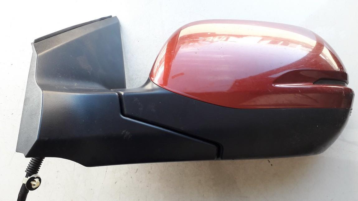 Duru veidrodelis P.K. 205085 Z98030778, E1021243 Honda CR-V 2007 2.2