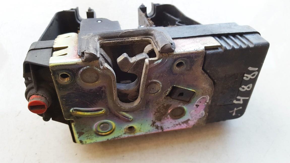 Door Lock Mechanism - rear right side 90561158bb 90561158 Opel ASTRA 1999 2.0