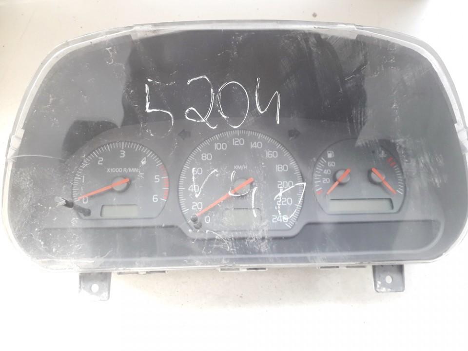 Volvo  V40 Spidometras - prietaisu skydelis