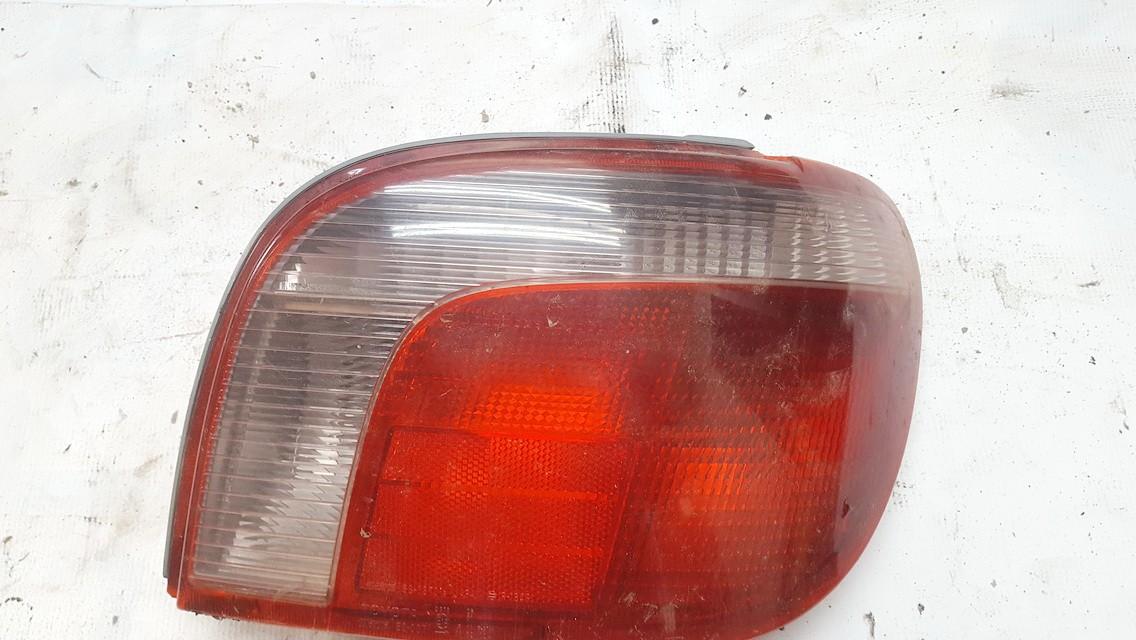 Galinis Zibintas G.D. USED USED Toyota YARIS 2002 1.0
