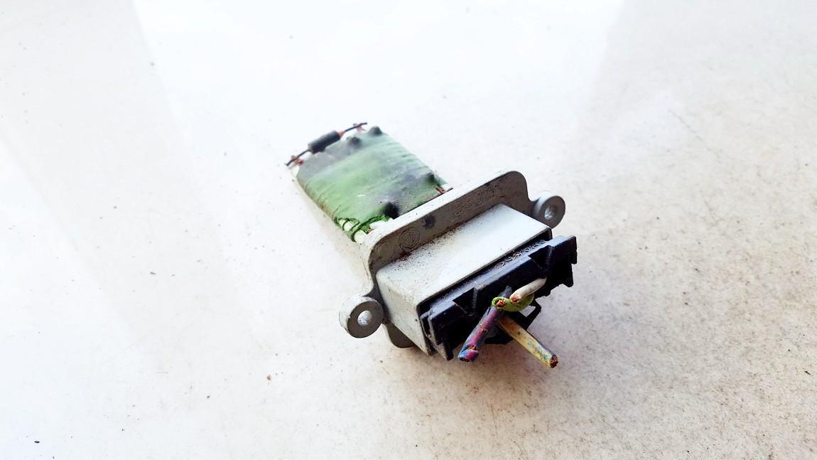 Fiat  Brava Peciuko reostatas (ezys) (ventiliatoriaus rele)