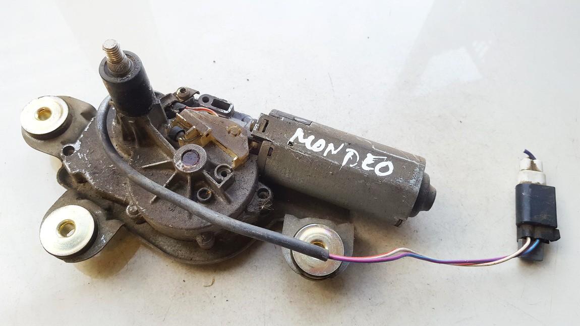 Galinio lango valytuvu varikliukas 0390201521 93bg-17k441-h1d, 93bg17k441h1d Ford MONDEO 1997 1.8