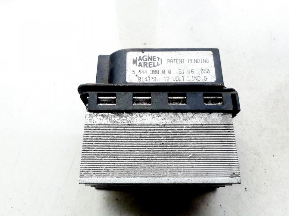 Peciuko reostatas (ezys) (ventiliatoriaus rele) 544430000 5.444.300.0.0, 012661 Renault ESPACE 2000 2.2