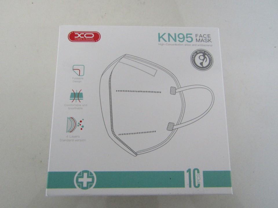 FFP2 KN95 Face-mask, Other Other 2020    0.0 FFP2