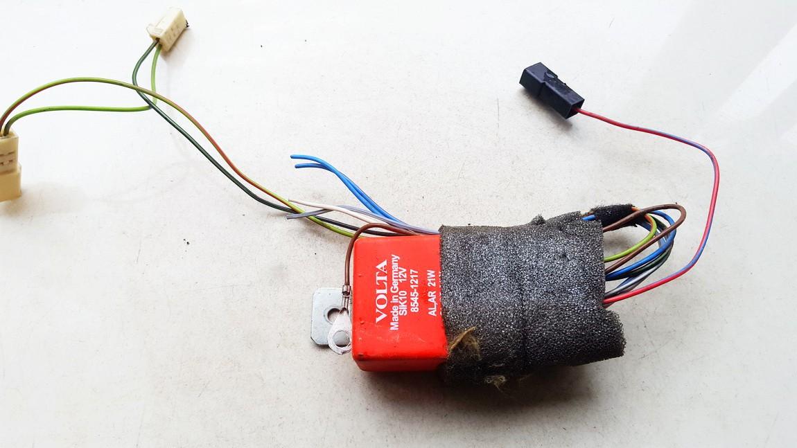 Tow bars relay (Trailer Module) Mazda 6 2002    2.0 85451217