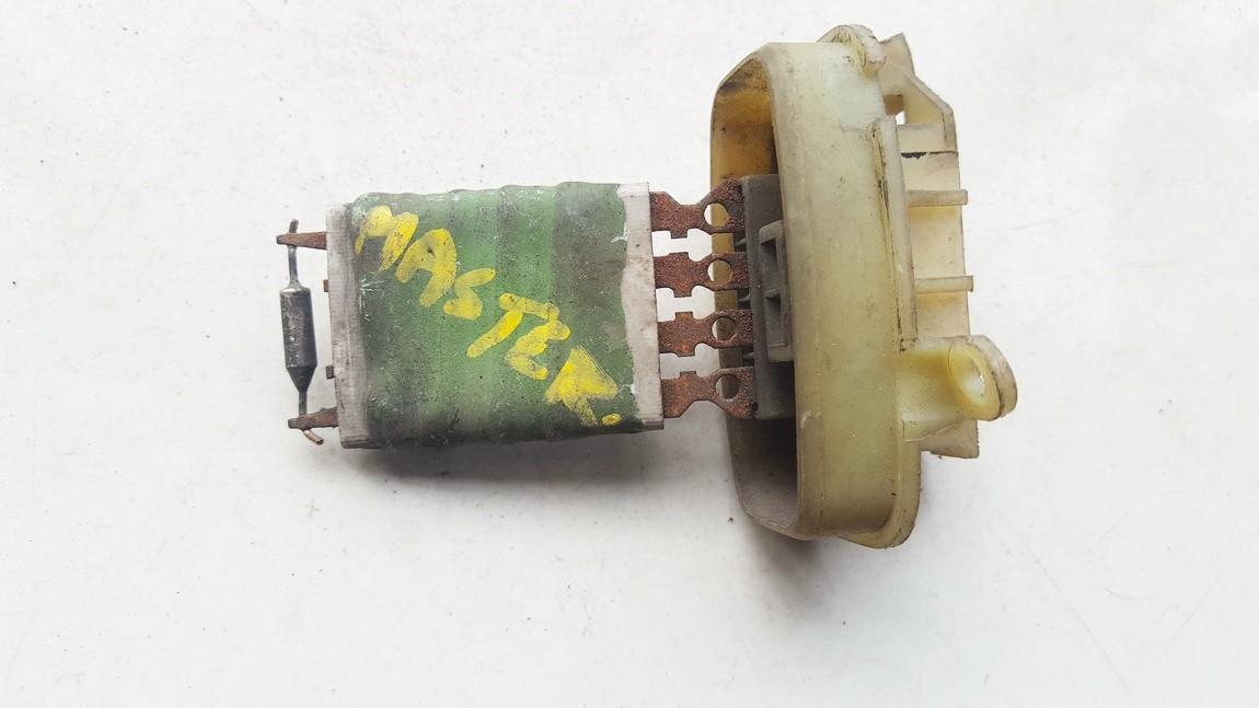 Peciuko reostatas a64133699a used Renault MASTER 1999 2.5