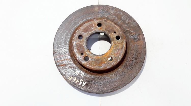Priekinis stabdziu diskas ventiliuojamas used Mitsubishi SPACE WAGON 2000 2.4