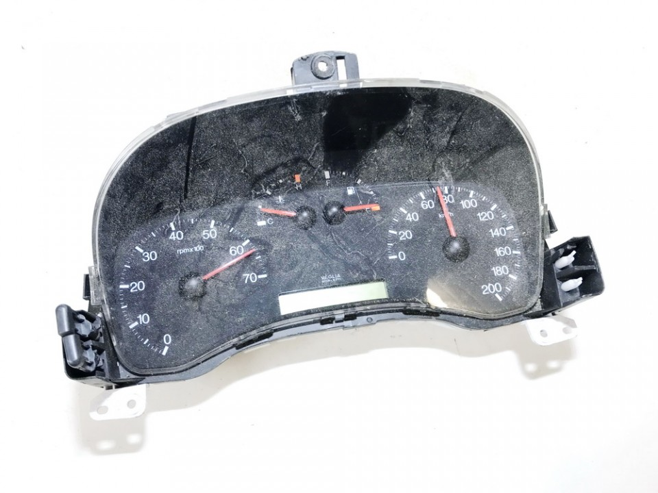 Spidometras - prietaisu skydelis 503000341000 used Fiat PUNTO 1999 1.2