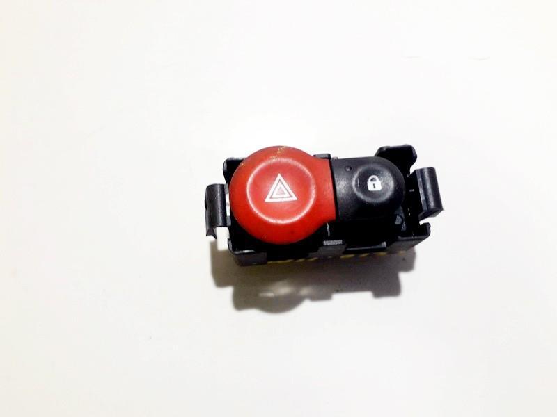 Hazard switch Renault  Clio