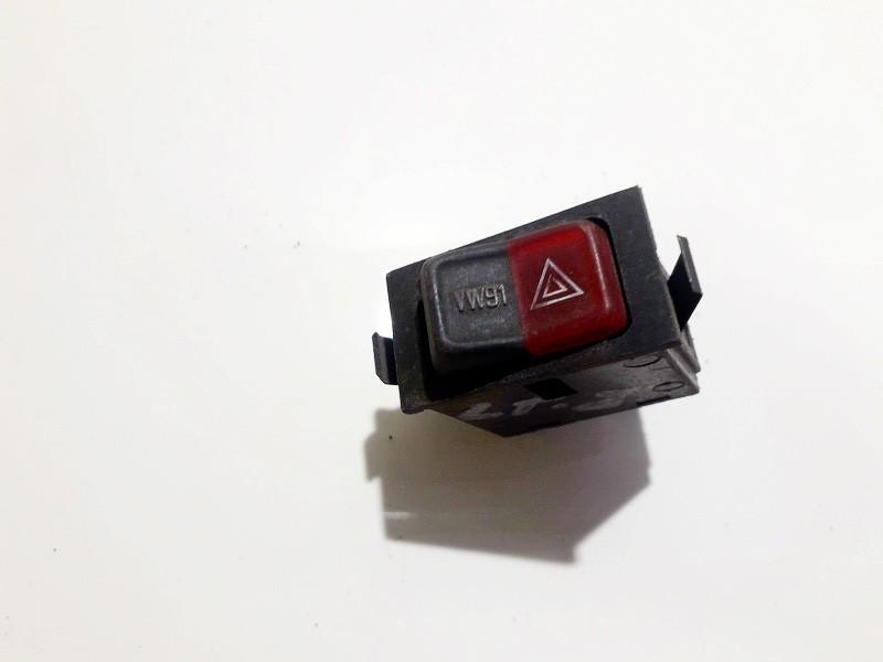 Hazard switch mr79dot used Volkswagen GOLF 1992 1.4
