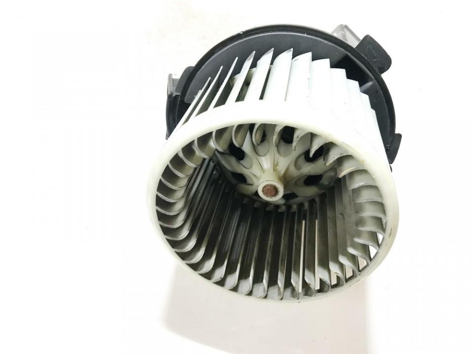 Peugeot  307 Salono ventiliatorius