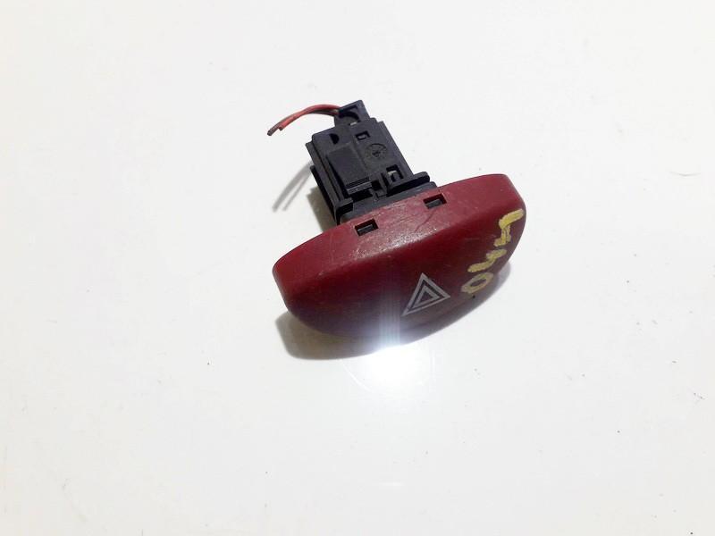 Peugeot  206 Hazard switch