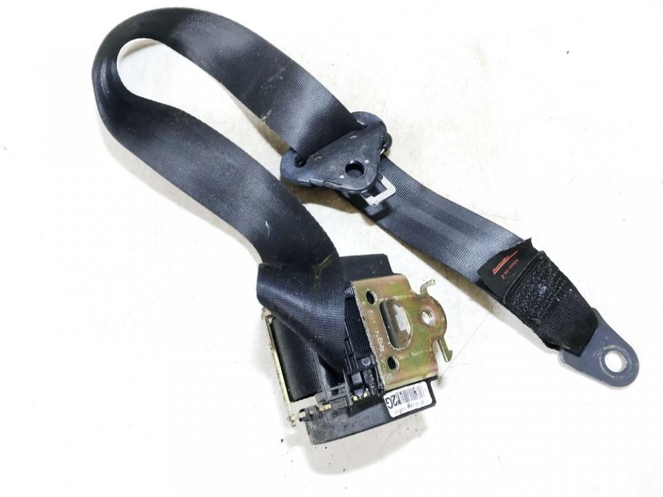 Seat belt - rear left side used used Peugeot 307 2003 2.0