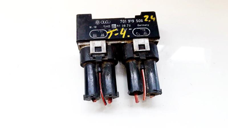 Volkswagen  Transporter Blower Fan Regulator (Fan Control Switch Relay Module)