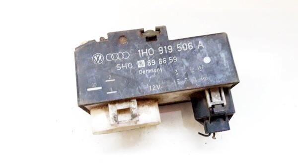 Ventiliatoriaus valdymo rele 1h0919506a 89 86 59 Volkswagen GOLF 1994 1.9