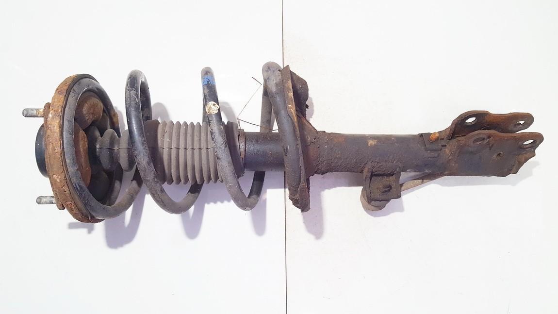 Amortizatoriaus Spyruokle Priekine used used Mitsubishi OUTLANDER 2007 2.0