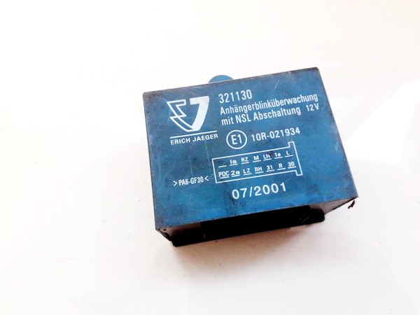 Tow bars relay (Trailer Module) Mazda 323F 2001    2.0 321130