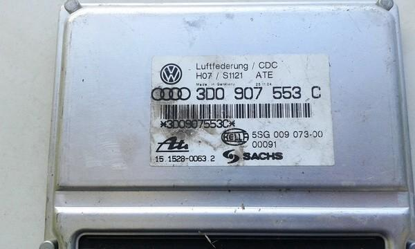 AIR SUSPENSION CONTROL MODULE AIRMATIC Volkswagen Phaeton 2006    3.0 3D0907553C