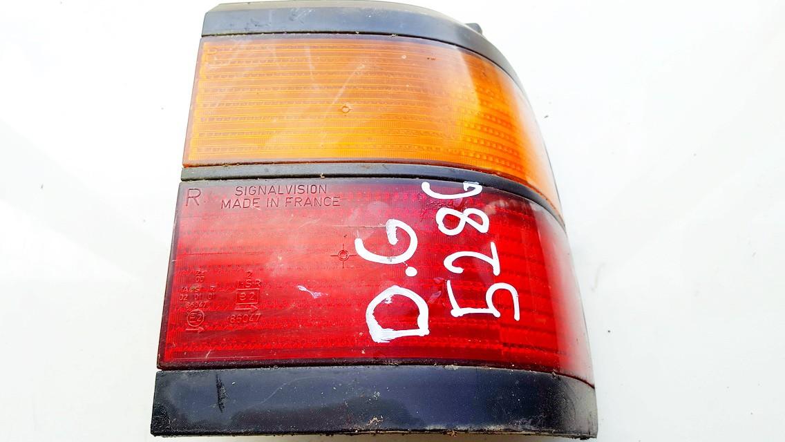 Galinis Zibintas G.D. Volkswagen  Passat