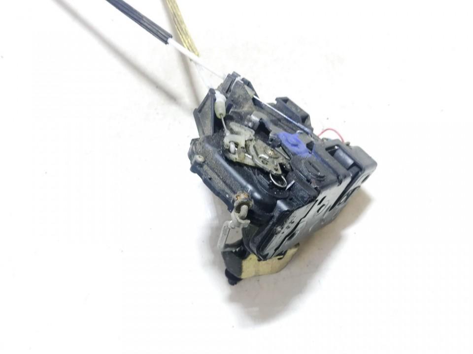 Audi  A6 Door Lock Mechanism - rear left side