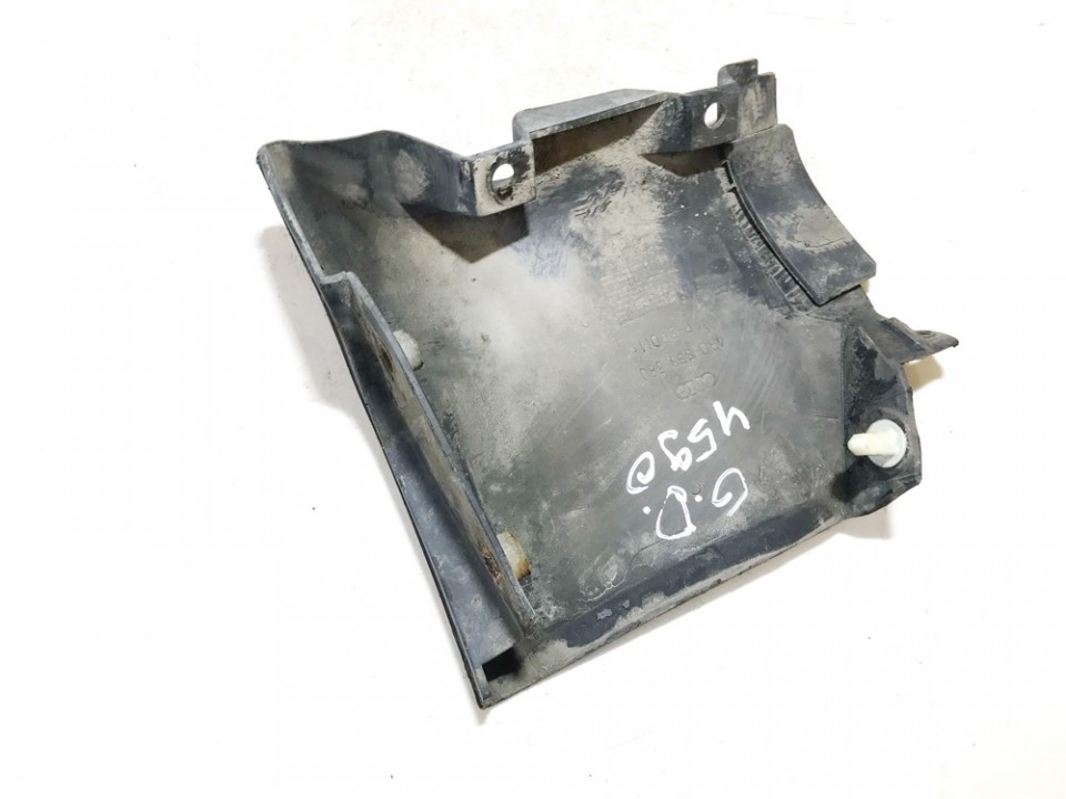 Desinio slenkscio plastmasinis dangtelis Audi A6 1998    2.5 4b0853580