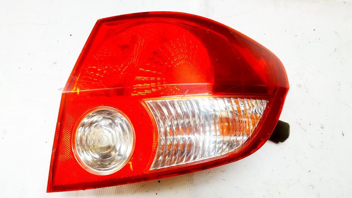 Hyundai  Getz Tail Light lamp Outside, Rear Right