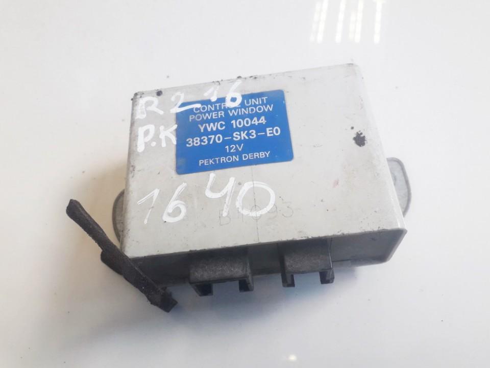Electric window control unit Rover 200-Series 1996    0.0 38370sk3e0