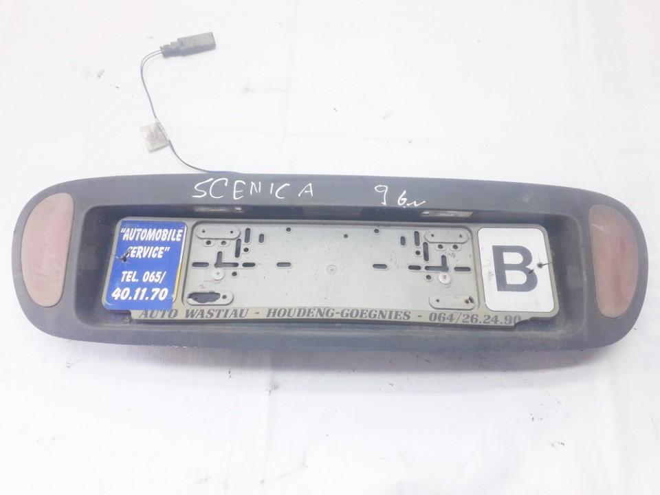 Numerio laikiklis G. Renault Scenic 1996    0.0 7700849407