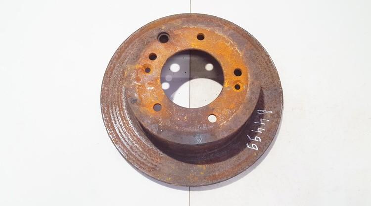 Kia  Sorento Brake Disc - Rear