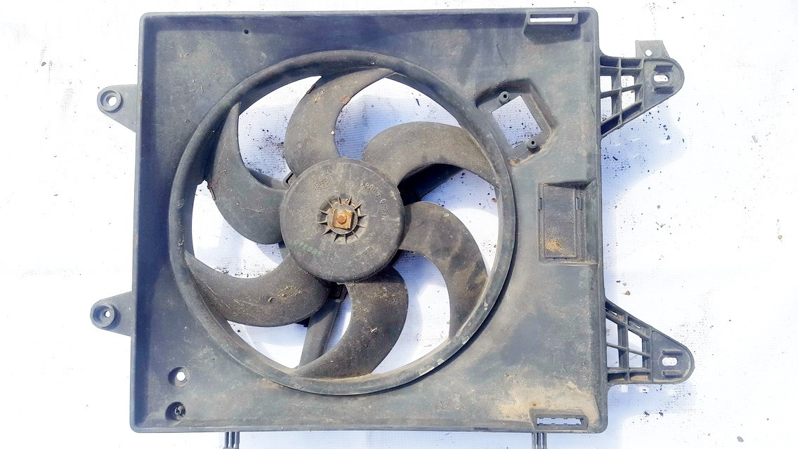 Fiat  Brava Diffuser, Radiator Fan