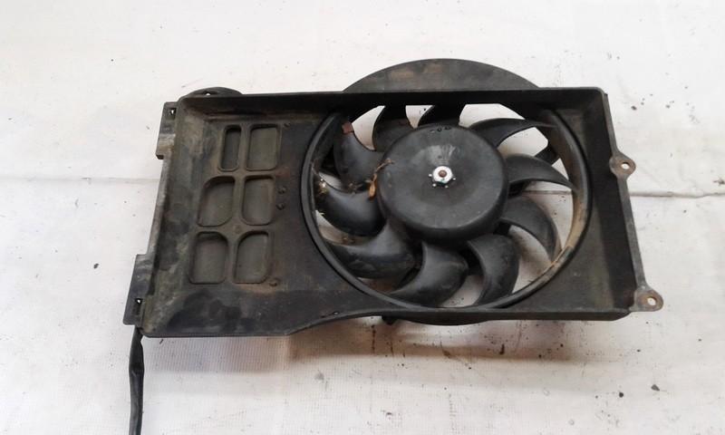 диффузор (вентилятор радиатора) 4A0121297B USED Audi A6 1998 2.5