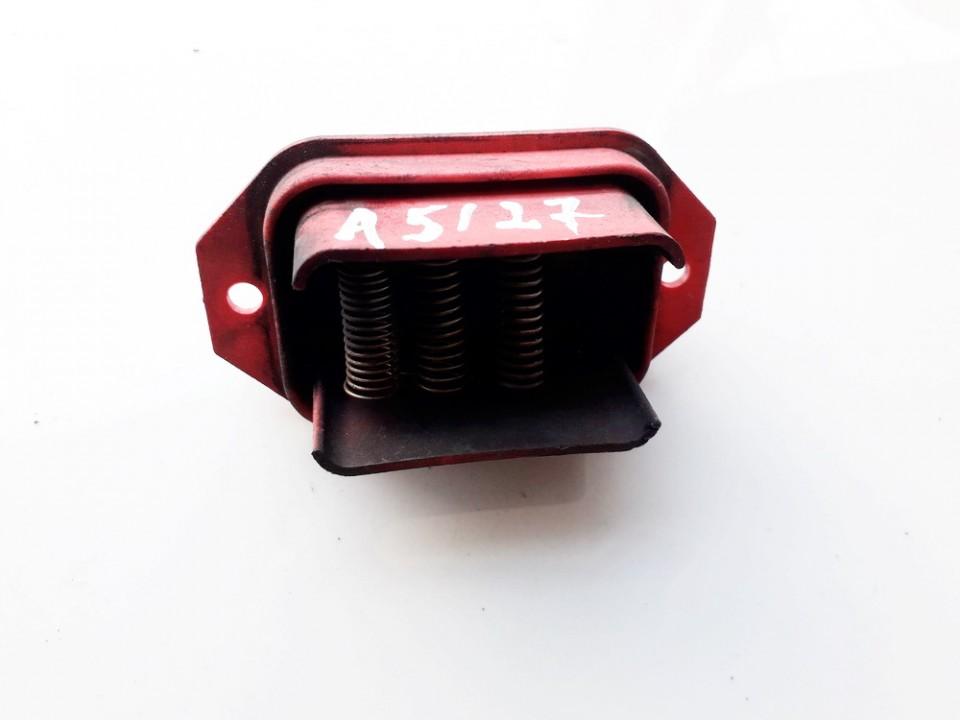 Peciuko reostatas 4a0959127 used Audi 100 1994 2.5