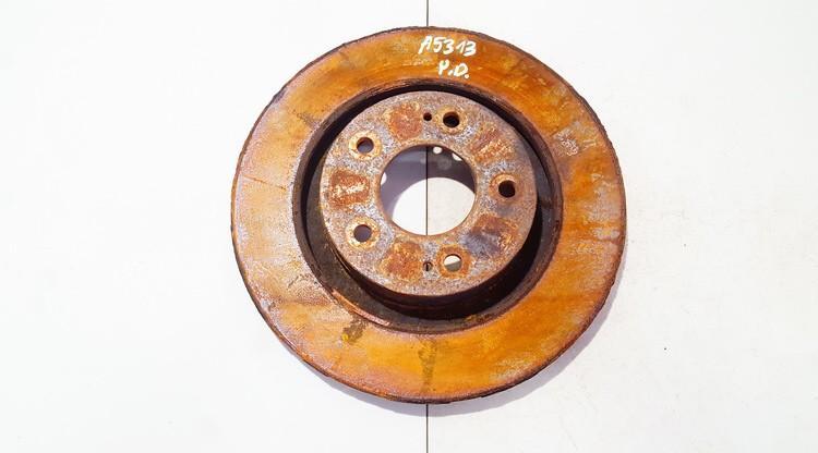 Priekinis stabdziu diskas ventiliuojamas used Mitsubishi OUTLANDER 2010 2.3