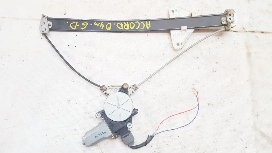 Honda  Accord Door winder mechanism (Window Regulator) rear right side