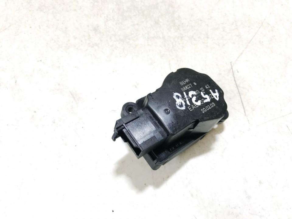 Peciuko sklendes varikliukas a2308201242 eab502 Mercedes-Benz E-CLASS 2004 2.2