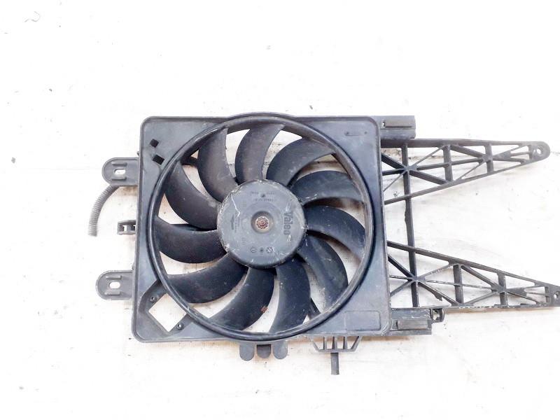 Fiat  Punto Difuzorius (radiatoriaus ventiliatorius)
