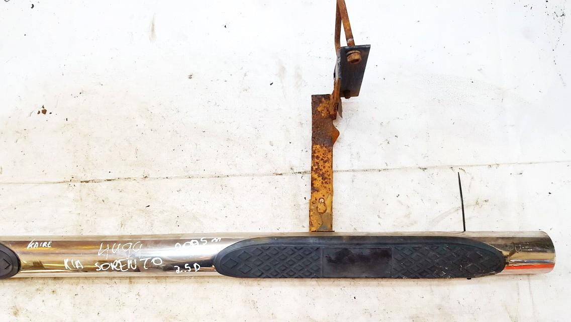 Metalinis slenkstis P.K. Kia Sorento 2005    2.5 USED