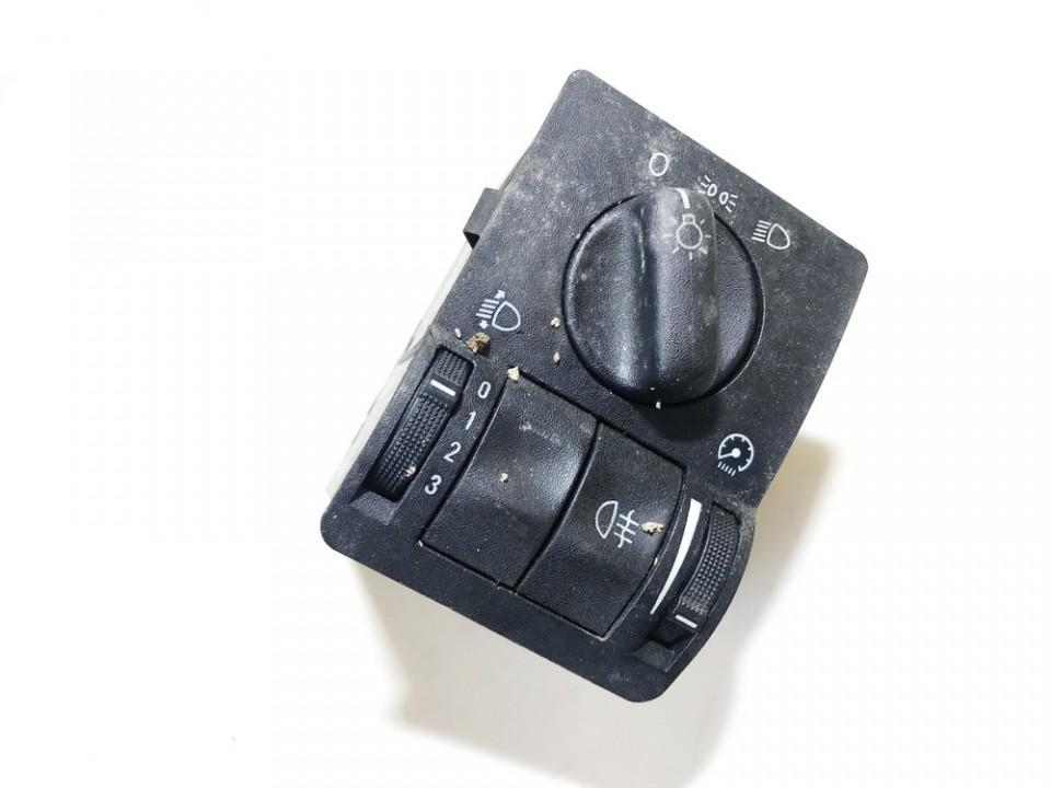Opel  Astra Headlight adjuster switch (Foglight Fog Light Control Switches)