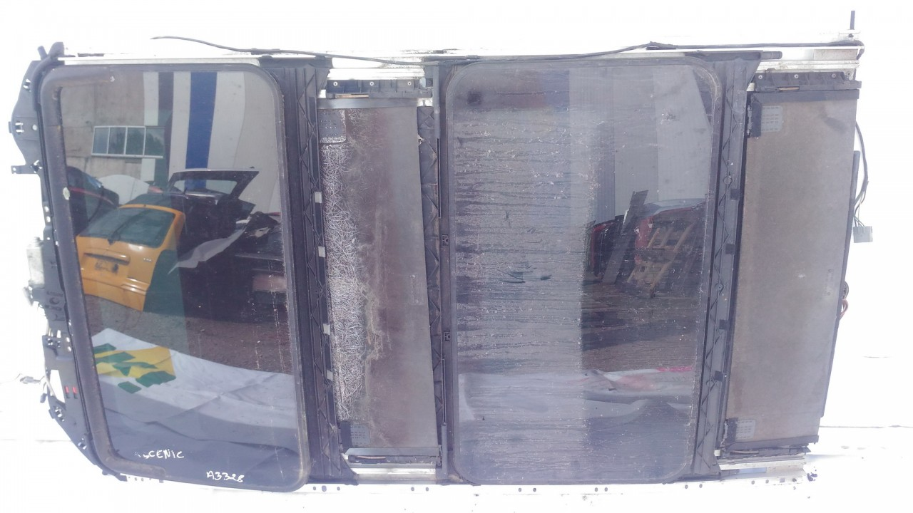 Renault  Scenic Stogo liukas